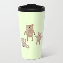 Three Bears Travel Mug
