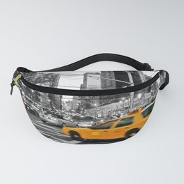 NYC - Yellow Cabs - FlatIron Fanny Pack