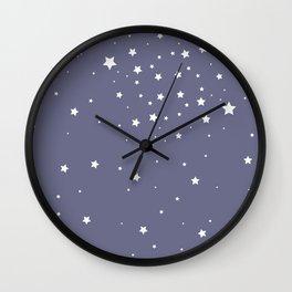 Planetarium Wall Clock