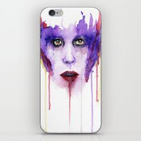 mad iPhone & iPod Skins featuring MAD by Arthur Braud