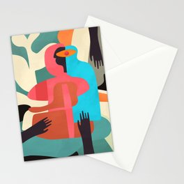 Lost in Your Mind #illustration#art print Stationery Cards