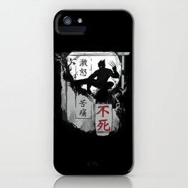 The Immortals iPhone Case
