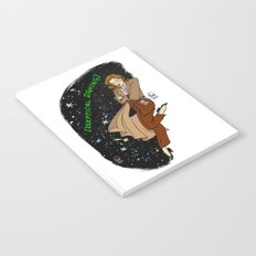 Dana Scully Pin-up Notebook