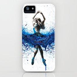 Western Sea Dance iPhone Case