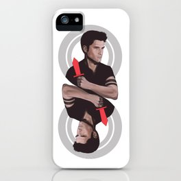 King of Hearts iPhone Case