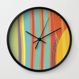 Nr. 20 - Forest Wall Clock
