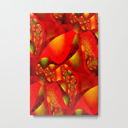 Abstractly glamour Metal Print