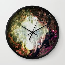 Out Of The Darkness And Into The Light Wall Clock