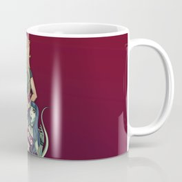 Purple Carnival Cover 0 Coffee Mug