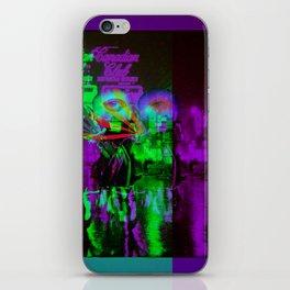 Night Warrior iPhone Skin