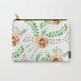 Forest Meadow Love Carry-All Pouch