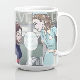 Agent Carter Coffee Mug