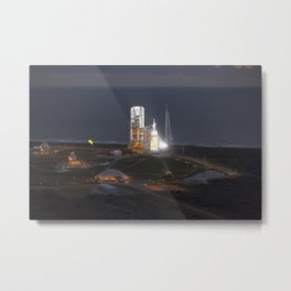 1350. Space Launch Complex 37 Metal Print