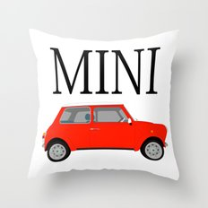 MINI Throw Pillow