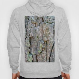 Tree Bark Hoody