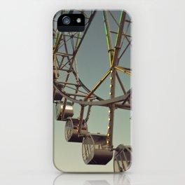 Ferris Wheel to Heaven iPhone Case