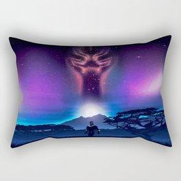 Black Panther Heaven Rectangular Pillow