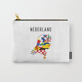 netherlands country symbol Carry-All Pouch
