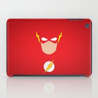the flash iPad Cases featuring FLASH by Roboz