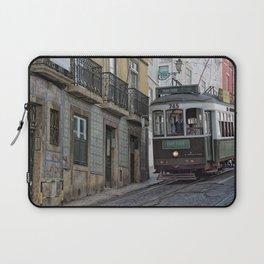 Tram tour  Lisboa 2 Laptop Sleeve