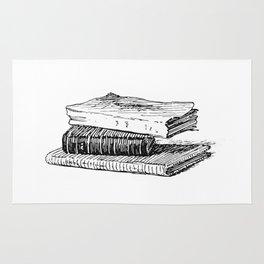 Books 3 Rug