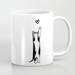 Long-Distance Lovecat Coffee Mug