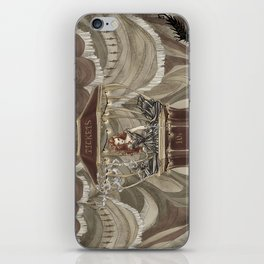 Midnight Circus: tickets iPhone Skin