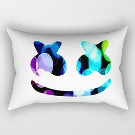 marsmello galaxy Rectangular Pillow