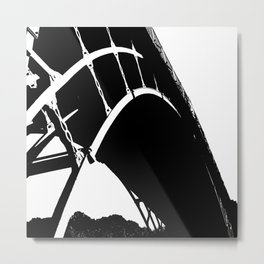 Ironbridge Metal Print