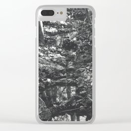 Small Creek Clear iPhone Case