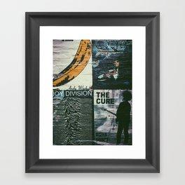 Rock my world Framed Art Print