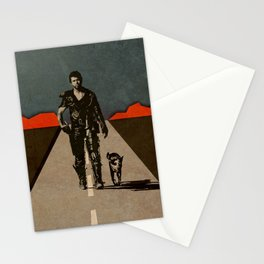 Mad Max | The Road Warrior  Stationery Cards