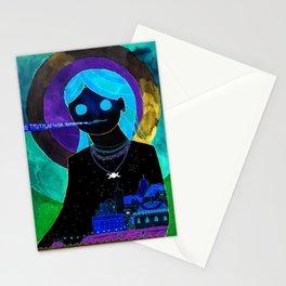 Summer Night Goddess Stationery Cards