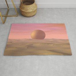 Desert Dream of Geometric Proportions Rug
