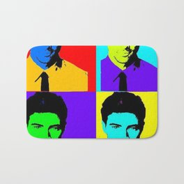 Matt Cohen Pop Art Bath Mat