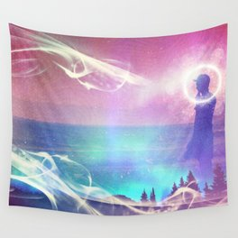 Inquisitive Wall Tapestry