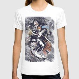 anime bleach 2 T-shirt