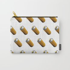 Golden Spray Can Pattern Carry-All Pouch