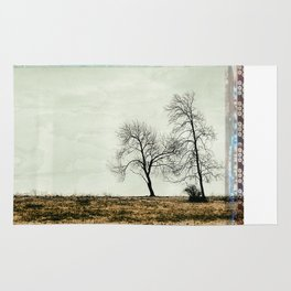 Trees Without Leaves Rug