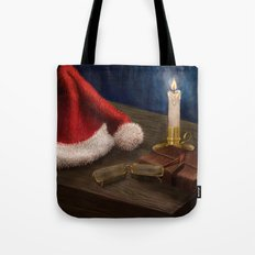 The List Is Done - Drawing Tote Bag