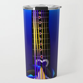 Fusion Keyblade Guitar #136 - Omega Weapon & Leviathan Travel Mug