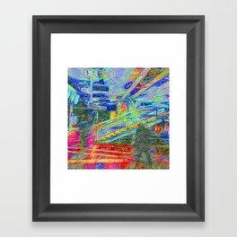 20180103 Framed Art Print