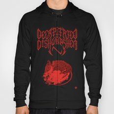 Decapitated by dishwasher III (red) Hoody