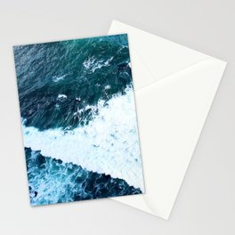 Seagull over the Atlantic Stationery Cards