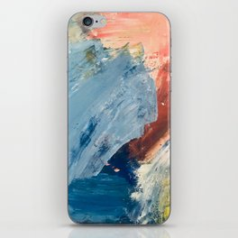 Painterly Abstract iPhone Skin