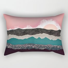 Champagne Sky Rectangular Pillow