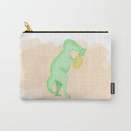 T-Rex & Pineapple Carry-All Pouch