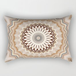 Some Other Mandala 415 Rectangular Pillow