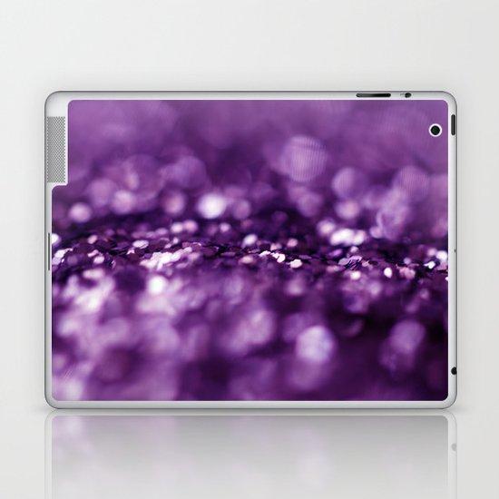Dreaming in Purple Laptop & iPad Skin