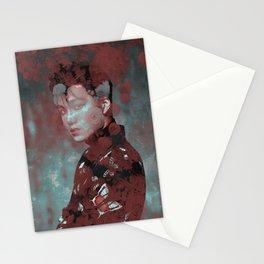 Toxic Silk | Kai Stationery Cards